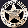 Pioneer Collectibles Auction