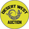 Desert West Auction April 15, 2018