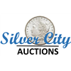 August 6th Silvertowne Coins & Currency Auction