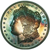 """Safe Deposit Coins Auction liquidation (A)!! Collection of 1883 1st year Liberty """"v"""" nickels, Proof"""