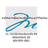 Madison's Auction January 2nd 2014 Sale
