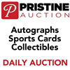24 Hour Auction: Autographs, Sports Cards, Art & Collectibles Auction