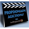 PROPDOMAIN SCREEN USED HORROR &amp; SCI/FI PROPS X