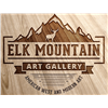 Elk Mountain Art Auction