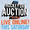 HOCKEY DAY AUCTION IN CANADA