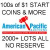COINS COLLECTIBLES GEMS MANY $1 START NO RESERVE