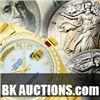 Huge 3 Day BK Auctions Coin & Currency Event!