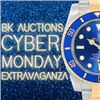 BK Auctions Packed Weekend Including Black Friday & Cyber Monday!