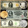 $1 Start - Huge 3 Day Event! Gold & Silver Coins, U.S. Currency, Luxury Watches, Fine Jewelry & More