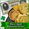 Pot O' Gold Signature Rare Coin & Currency Event!