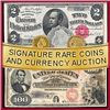 BK Auctions Signature Coin & Currency 3 Day Event