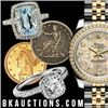 BK Auctions 3 Day Rare Banknotes, Gold & Silver Coins, Jewelry & More!