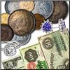 2100+ Items- Gold Coins, Currency & Jewelry