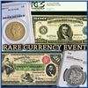 2100 + Rare Currency, Coins and Fine Jewelry!