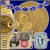 BK Auctions - 3 Day Currency, Coin and Jewelry Event!