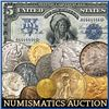 Rare Currency, Gold, Silver Coins, & Watch Event!