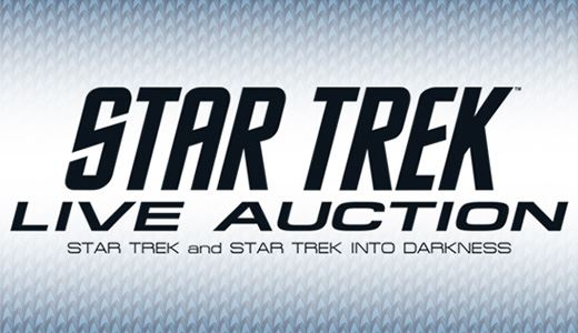 Star Trek Live Auction
