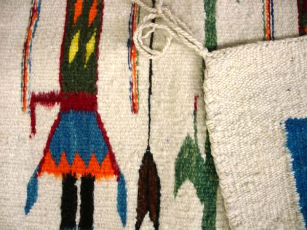 Navajo Yei Rug - Native American Art - Find Quality Fine Art From