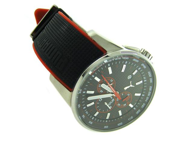 Puma PU101001001 Watch Motor Sport Collection Top Race ...