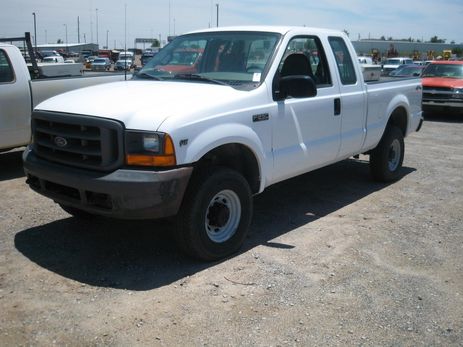 2001 ford f250 xl superduty 4x4 4dr ext cab loading zoom