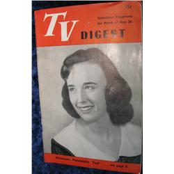 "676. ""TV Digest"", Week of 05/20/1950."