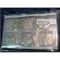 680. 2006 U.S. Mint Set in original cellophane. No envelope.