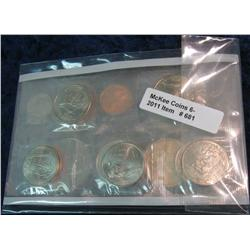 681. 2006 U.S. Mint Set in original cellophane. No envelope.