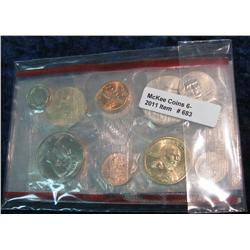 683. 2006 U.S. Mint Set in original cellophane. No envelope.