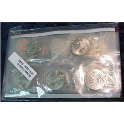 685. 2006 U.S. Mint Set in original cellophane. No envelope.