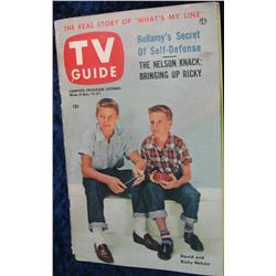 "691. ""TV Guide"" Week of 05/15/1953 to 05/21/1953."