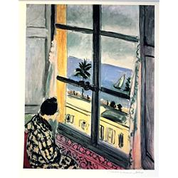 Limited Edition Matisse- Matisse Seaside - Collection Domaine Matisse