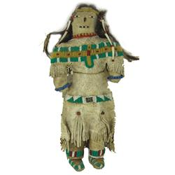 Plains Beaded Doll
