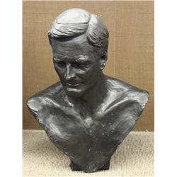 Bronze, Bust of a Gentleman