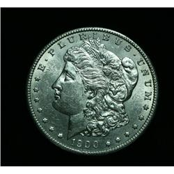 1900-s Morgan Dollar Grades Select Uncirculated ms63