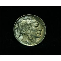 1928-p Buffalo Nickel 5c Grades Gem Uncirculated ms65