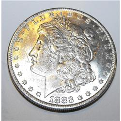 1883o ms62 Morgan Silver Dollar