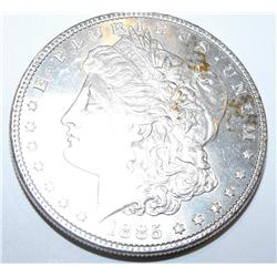 1885 ms62+ Morgan Silver Dollar
