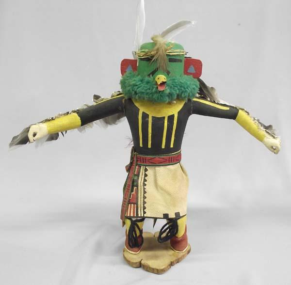 recipe: hopi eagle dancer kachina [27]