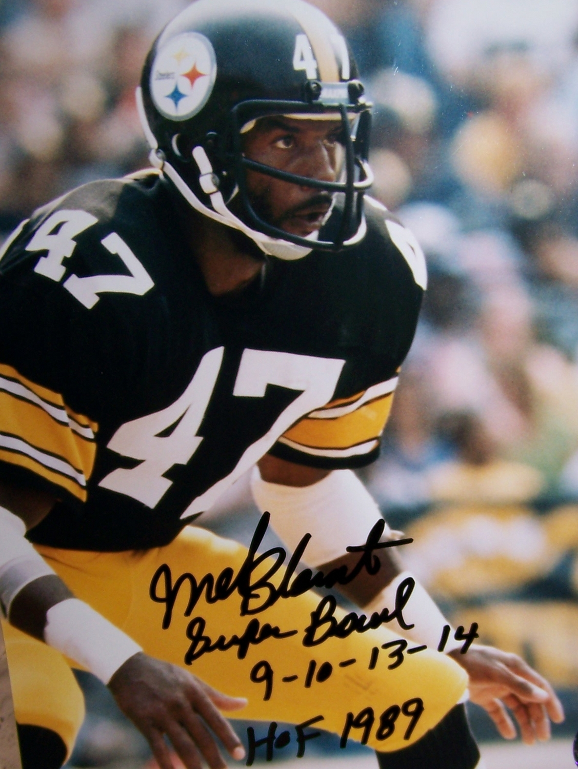 1000+ images about Mel Blount on Pinterest | Pittsburgh ...