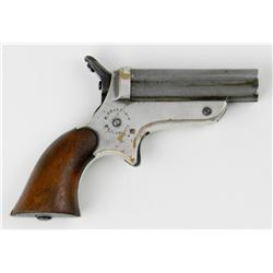 Sharps Model 1B Four-Shot Pepperbox Derringer