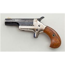 English Proofed Colt 3rd Model Derringer