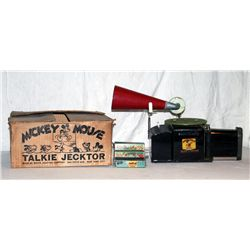 Mickey Mouse Talkie-Jecktor