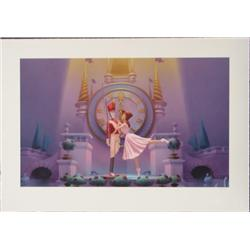 FANTASIA 2000 Disney LE Giclee Art Print  Romance 