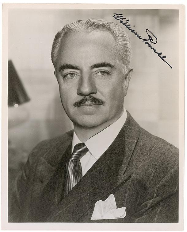 william powell cancer