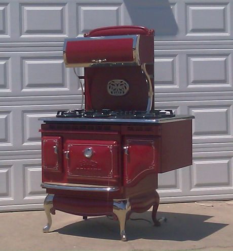 Entertaining Spend Lot Time August Jones Us Stove Review
