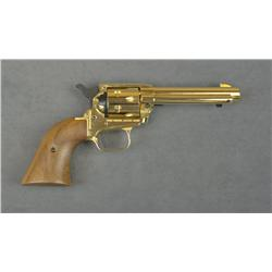 "Quality Firearms, Inc. Western Ranger Plains  Rider Model SAA revolver, .22 cal., 4-3/4""  barrel, go"