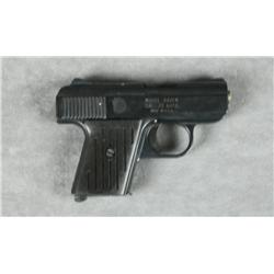 "Phoenix Arms Raven Model semi-auto pocket  pistol, .25 cal., 2-1/2"" barrel, blue finish,  hard rubbe"