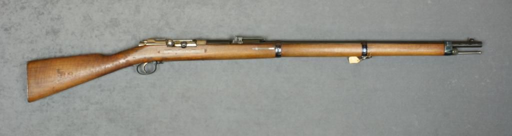 Image result for Mauser Model 71/ 84 Service Rifle in 11mm