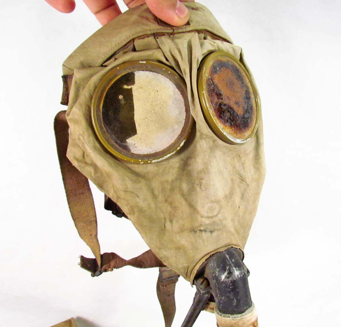 Army Gas Mask Drawing Ww1 Army Gas Mask Canister
