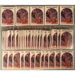 Dealers Lot NBA Michael Jordan 200+ Cards Chicago Bulls